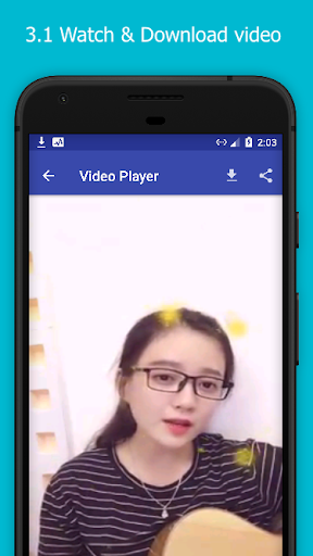 Story Saver and Video Downloader for Facebook  Screenshots 3