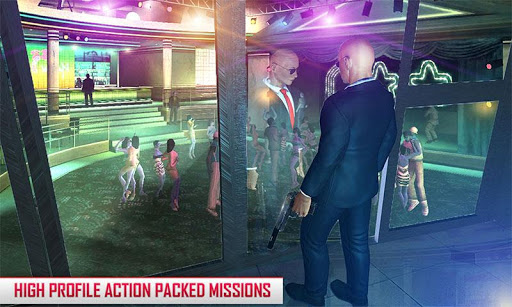 Secret Agent Spy Game: Hotel Assassination Mission apkpoly screenshots 2