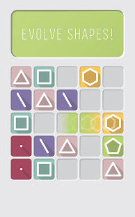 Evolved: Merge and Relax - Block and Tiles Puzzle