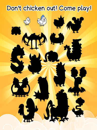 Chicken Evolution - ud83dudc13 Mutant Poultry Farm Clicker screenshots 8