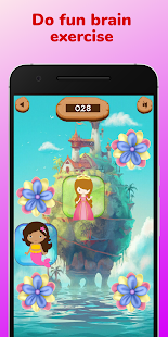 Memory matching games 2-6 year old games for girls Screenshot