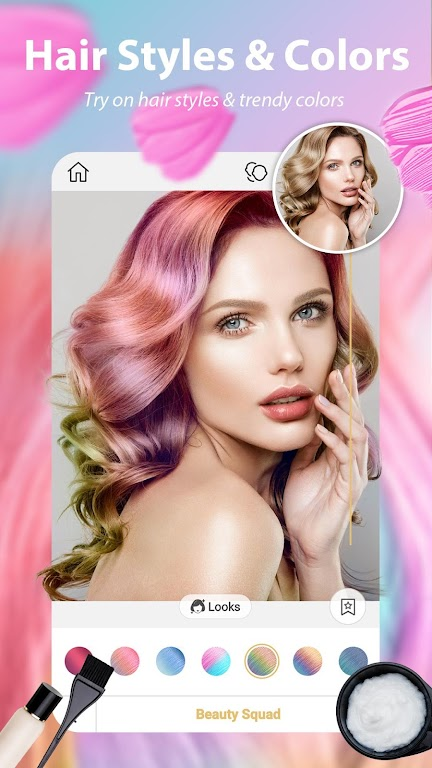 Perfect365 MOD APK (VIP Unlocked) : One-Tap Makeover poster 4
