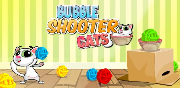 bubble shooter cat hack
