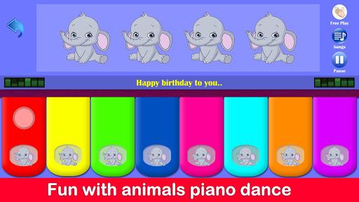 Kids Piano Free 2.8 Screenshots 5