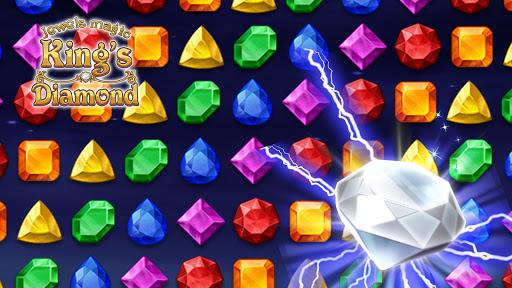 Jewels Magic : Kingu2019s Diamond 21.0621.09 screenshots 17