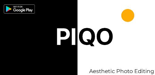 Piqo - Aesthetic Photo Editing Versi 1.0.1