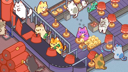 Kitty Cat Tycoon : make cat tree 1.0.10 screenshots 2