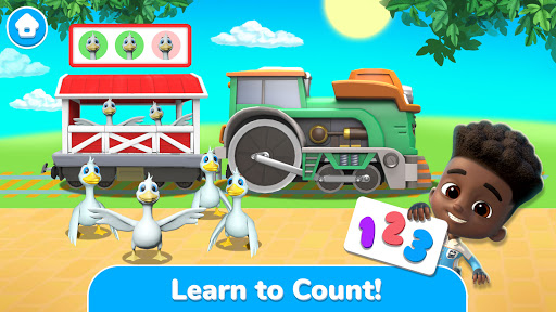 Mighty Express - Play & Learn with Train Friends android2mod screenshots 7
