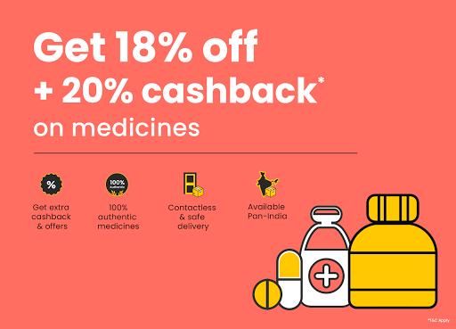 1mg - Online Medical Store & Healthcare App 11.14.1 Screenshots 1