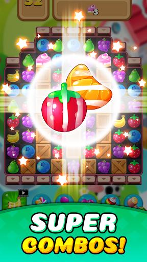 Fruit Delight Burst: Match3 Sweet Puzzle Adventure 1.0.23 screenshots 3
