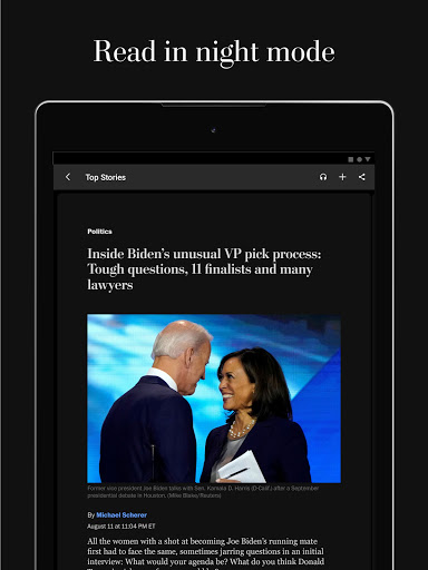 The Washington Post 5.8.1 Screenshots 24