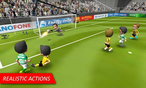 Mobile Soccer League 1