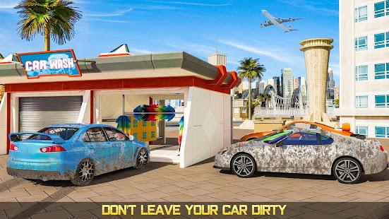 Car Wash Garage Service Workshop  Screenshots 11