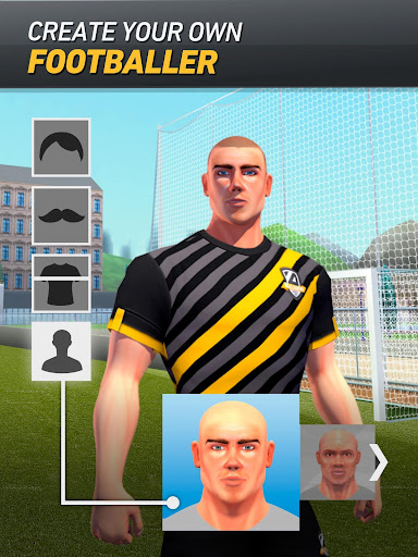 Be A Legend: Real Soccer Champions Game 2.9.7 screenshots 12