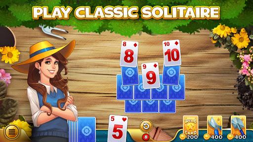 Solitales: Garden & Solitaire Card Game in One 1.107 screenshots 1