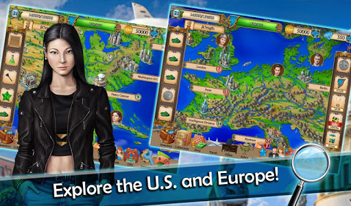Mystery Society 2: Hidden Objects Games modavailable screenshots 21