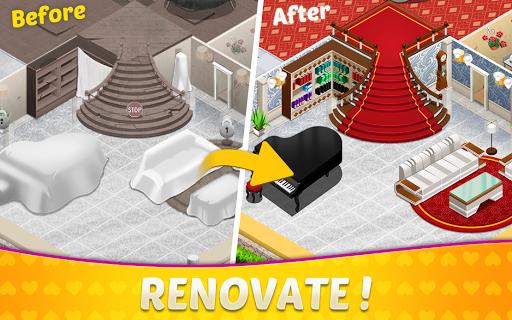 Code Triche Home Sweet Home Cube Blast Design de maison APK Mod screenshots 1