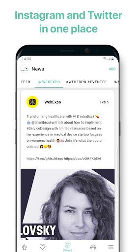 Eventee - Your Event Buddy 2.8.3 screenshots 4