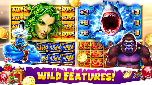 Slots: Clubillion -Free Casino Slot Machine Game! 1.19 screenshots 2