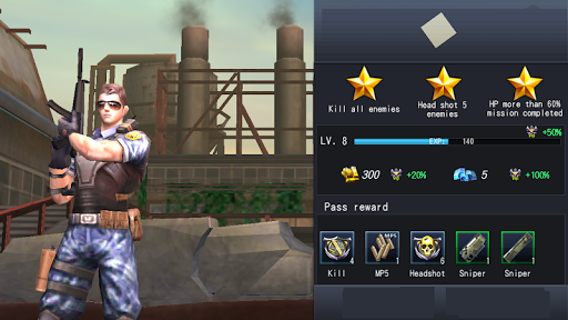 the lone tier soldier screenshot 3