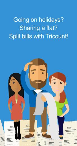 Tricount - Split bills & manage group expenses  screenshots 1