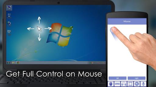 Foto do PC Remote Control