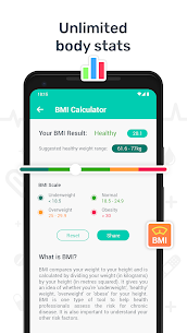 Health – BMI Check, First Aid Guide, Pill Reminder 4