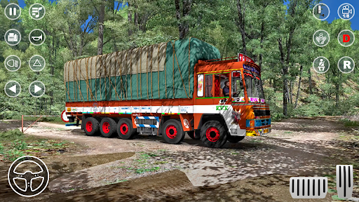 Indian Truck Cargo Game 2021 Real Truck Games 1.0 screenshots 7
