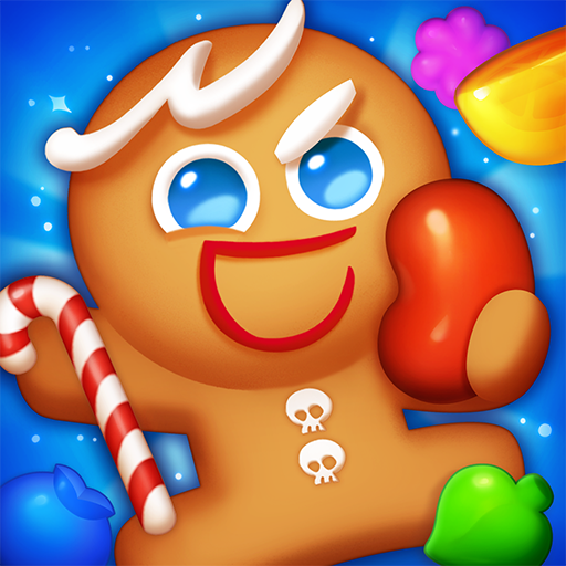 Cookie Run: Puzzle World