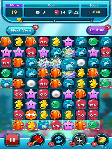 Ocean Match Puzzle 1.2.4 screenshots 8