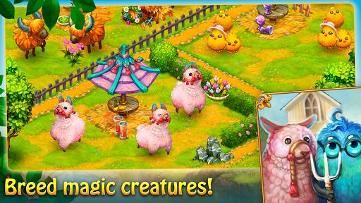 Charm Farm: Village Games. Magic Forest Adventure. 1.149.0 screenshots 11