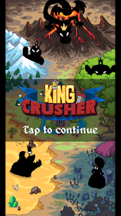 King Crusher – a Roguelike Game Screenshot