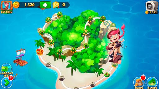 Solitaire Tripeaks - Lost Worlds Adventure  screenshots 1