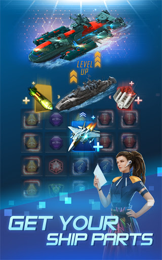 Battleship & Puzzles: Warship Empire  screenshots 11