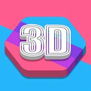 Dock Hexa 3D- Icon Pack