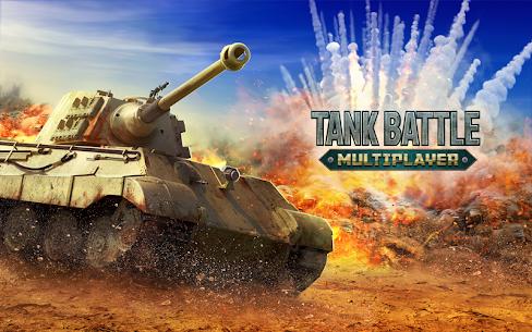 Tank Battle Heroes: World of Shooting 1.17.6+7 Apk + Mod 2