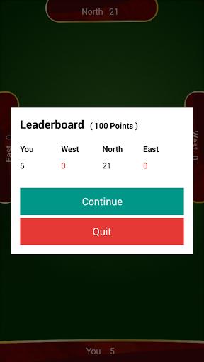 Hearts - Card Game screenshots 8