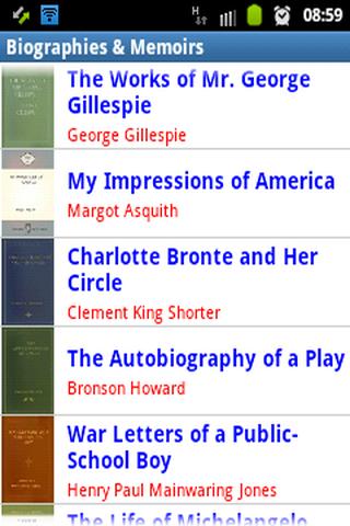 1000000+ free ebooks. screenshot 3