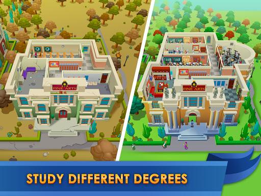University Empire Tycoon - Idle Management Game  screenshots 7