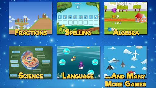 Fifth Grade Learning Games apkpoly screenshots 2