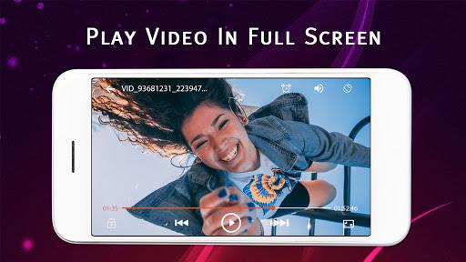 HD Video Player - Free Offline Video Player modiapk screenshots 1