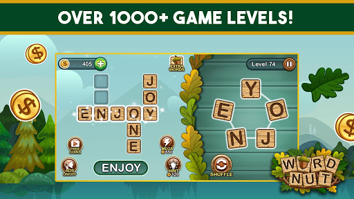 Word Nut: Word Puzzle Games & Crosswords Latest screenshots 1