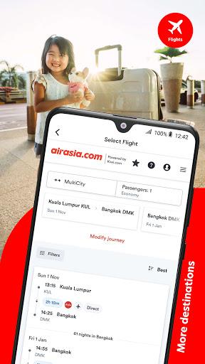 airasia.com: Book Flights, Hotels & Activities modavailable screenshots 3