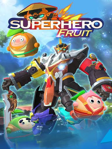 Superhero Fruit: Robot Wars 3.3 screenshots 1