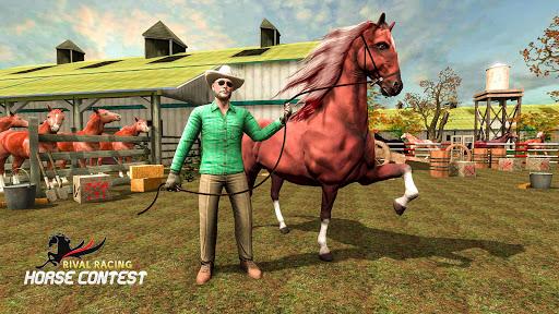 Rival Racing: Horse Contest 13.5 screenshots 1
