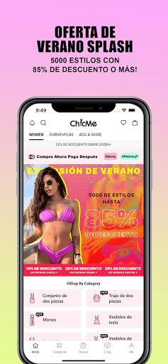 Chic Me - Best Shopping Deals apktram screenshots 18