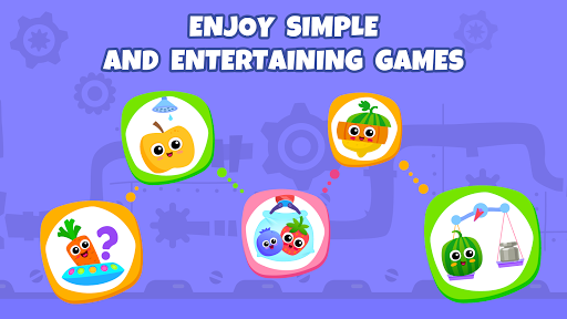 Yummies! Preschool Learning Games for Kids toddler  screenshots 8