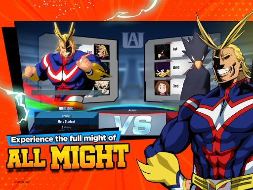 My Hero Academia: The Strongest Hero Anime RPG  screenshots 11