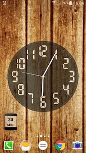 Screen Timeout Widget, Quick Tile, Notification