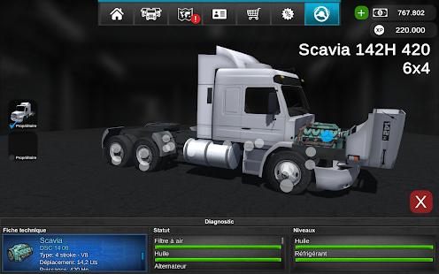 Grand Truck Simulator 2 screenshots apk mod 2